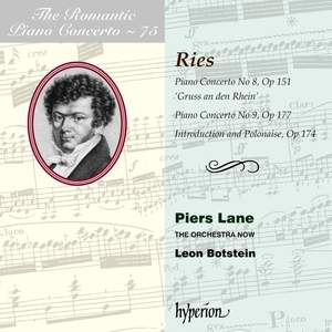 The Romantic Piano Concerto 75 - Ferdinand Ries Product Image