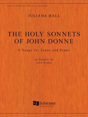 Juliana Hall: The Holy Sonnets of John Donne