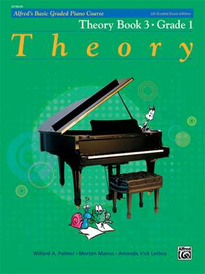 Palmer, Manus, Lethco: ABPL Graded Course Theory Book 3