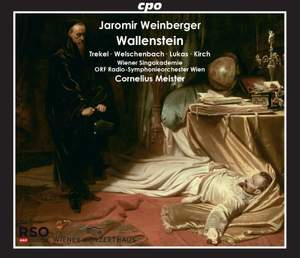 Weinberger, J: Wallenstein (musical tragedy in 6 scenes)
