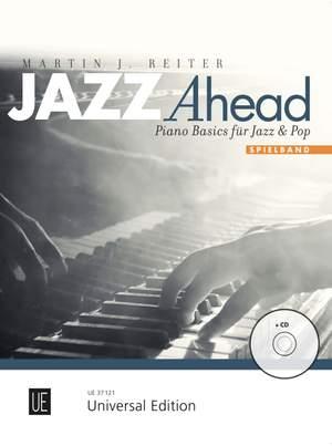 Reiter, M: Jazz Ahead - Spielband Band 1
