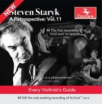 A Retrospective, Vol. 11: Every Violinist's Guide