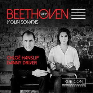 Beethoven: Violin Sonatas Vol. 2 Product Image