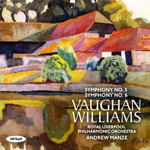Vaughan Williams: Symphonies Nos. 5 & 6 Product Image