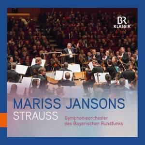 R. Strauss: Eine Alpensinfonie, TrV 233 & 4 Letzte Lieder, TrV 296 (Live)
