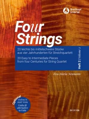 Eva-maria Neumann: Fo(u)r Strings Volume 2