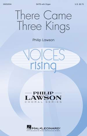 Philip Lawson: There Came Three Kings