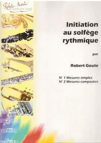 Robert Goute: Initiation Au Solfège