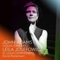 Adams, J: Violin Concerto