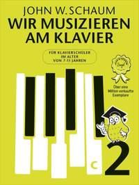 John W. Schaum: Wir musizieren am Klavier Band 2 – Neuauflage