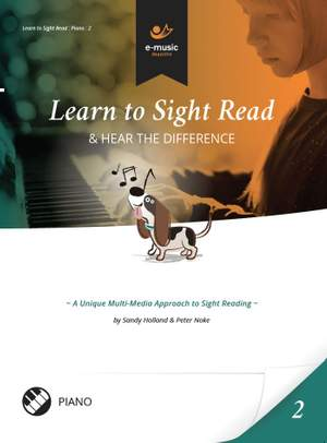 Holland, S: Learn to Sight Read Piano Book 2