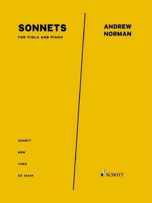 Norman, A: Sonnets