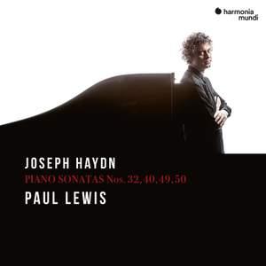 Haydn: Piano Sonatas Nos. 47, 54, 59 and 60