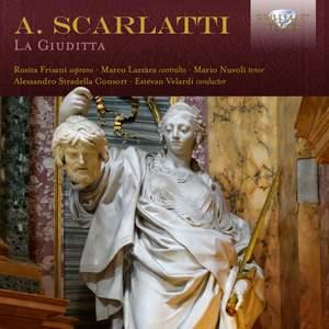 Scarlatti, A: La Giuditta