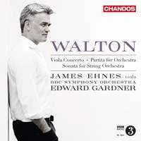 Walton: Viola Concerto, Partita for Orchestra & Sonata for String Orchestra