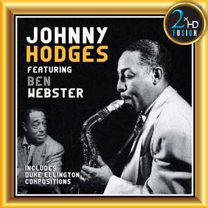 Johnny Hodges featuring Ben Webster