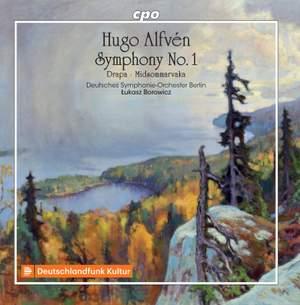Hugo Alfvén: Symphony No. 1, Drapa & Midsommarvaka Product Image