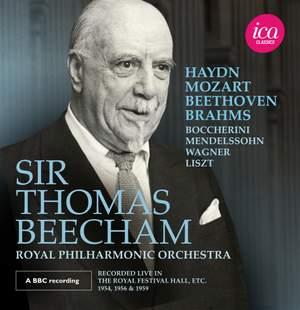 Sir Thomas Beecham - Royal Philharmonic Orchestra