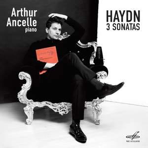 Haydn: 3 Sonatas Product Image