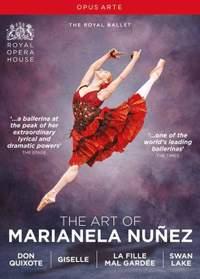 The Art of Marianela Nunez