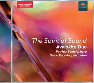 The Spirit of Sound: Works for Harp and Percussion