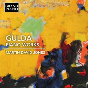 Friedrich Gulda: Piano Works Product Image