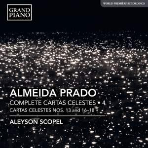 José Antônio Rezende de Almeida Prado: Complete Cartas Celestes, Vol. 4