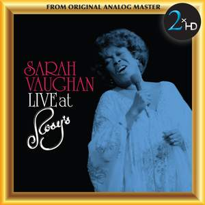 Sarah Vaughan: Live at Rosy's