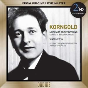 Korngold: Much Ado about Nothing - Sinfonietta
