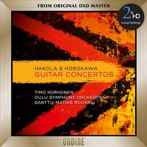 Hakola & Hosokawa: Guitar Concertos