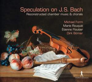 Speculation on JS Bach