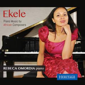 Ekele: African Classical Piano Music Product Image