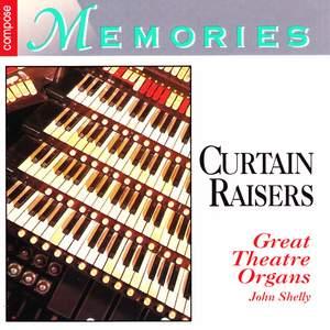 Curtain Raisers: Great Theatre Organs