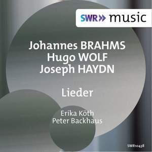 Brahms, Wolf & Haydn: Lieder