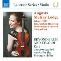 Beyond Bach and Vivaldi