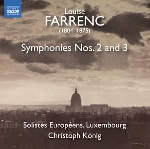 Louise Farrenc: Symphonies Nos. 2 & 3