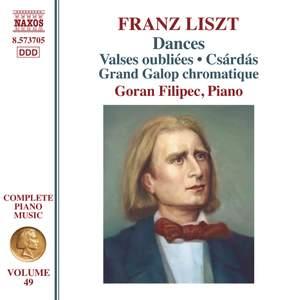 Liszt: Complete Piano Music Volume 49