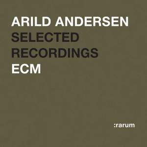 Arild Anderson - Selected Recordings