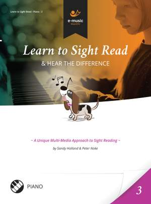 Holland, S: Learn to Sight Read Piano Book 3