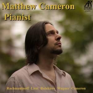 Matthew Cameron, Pianist