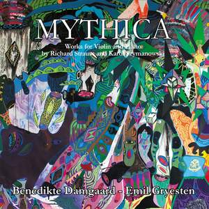 Mythica: Works for Violin and Piano Product Image