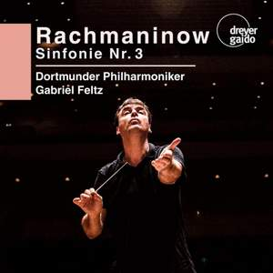 Rachmaninoff: Symphony No. 3 in A Minor, Op. 44 Product Image