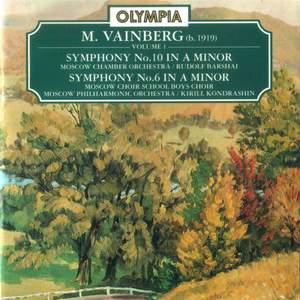 Vainberg: Symphony No. 6 & 10