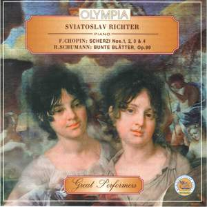 Richter plays Chopin & Schumann