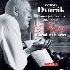Dvořák: Piano Quintets Nos.1 & 2