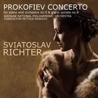 Prokofiev: Piano Concerto No. 5 & Piano Sonata No. 8