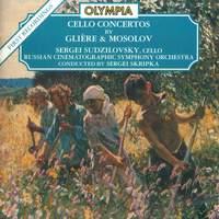 Gliere: Cello Concerto, Op. 87 - Mosolov: Cello Concerto, Elegiac Poem