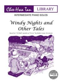Tan, Chee-Hwa: Windy Night and Other Tales (piano)
