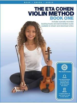 Eta Cohen: The Eta Cohen Violin Method Book 1 &  Audio