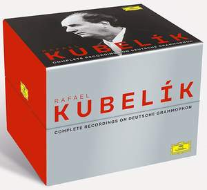 Rafael Kubelík: Complete Recordings on Deutsche Grammophon Product Image